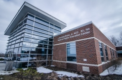 The Queensbury Branch Campus at SUNY Adirondack.